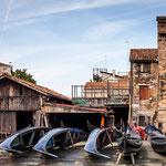 Gondola Repair
