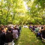 Trauzeremonie von Nelli & Dennis- Leiterwägele, Cleebronn - Foto von Matt Stark (www.stark-photography.de)