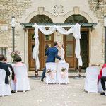 Trauzeremonie von Dorit & Philipp - Chateau de Bessuil, Clesse (F) - Foto von www.mollygraphy-photography.fr