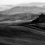 Colline su Lorenzana, Volterra, Pisa