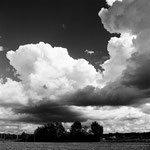 Nuvole su Villanuova, Firenze