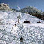 Skigebiet am Jenner