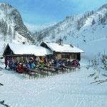 Skihütte am Jenner