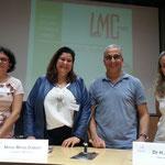 Vérane Bresse, Mina Daban, Dr Zerazhi, Dr Chebrek