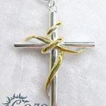 """подвеска """"Эльфийский крест"""" - 900 руб."""