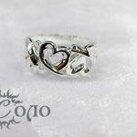 "кольцо ""Сердечко"" - 630 руб."