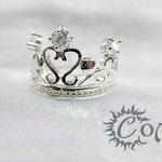 """кольцо """"Корона"""" - 630 руб."""