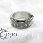 """кольцо """"Кофе"""" - 630 руб."""