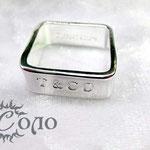 """кольцо """"Квадрат"""" - 630 руб."""