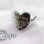 """кольцо """"Сердце большое"""" - 630 руб."""