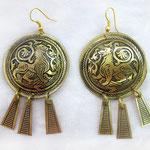 Кольцо «Лев» - 950 руб.  На серьгах изображен лев – символ власти и благосостояния, мощная покровительственная символика.
