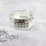 """кольцо """"Глянец цирконовый"""" - 690 руб."""
