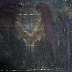Liebende - 20 x 13,5 cm - 1994 - Mischtechnik - Malerei auf Pappe