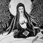 Der Mondin Priesterin