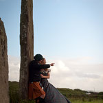At Kealkill Stone Circle, Co. Cork