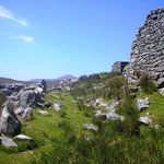 Deserted Viallge, Achill Island, Co. Mayo