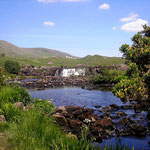 Assleagh Falls, Leenane, Co. Galway