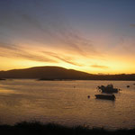 Sunset over Valentia Island, Co. Kerry