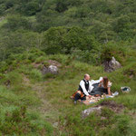 Picnic at Ladies' View, Co. Kerry