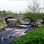 Seven Arches Bridge, Laghy