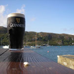 Sláinte at O'Sullivan's, Crookhaven, Co. Cork