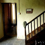 Inside Macken's Farmhouse, Kilkeaveragh, Co. Kerry