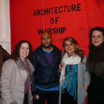 The Architecture of Worship team.