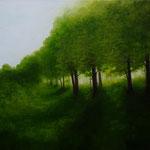 Licht und Schatten (Öl auf Leinwand 120x80)