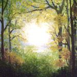 Sonnenlicht (Öl auf Leinwand 40x50)