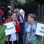 Countryleader Dänemark und Färöer Inseln