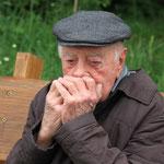 Mundharmonikaspiel von Georg Benz