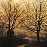 Winterstimmung am Prinzenberg - DA-Eberstadt © Marius Hüther