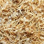 Unübersichtlicher Mäuseknochen-Salat