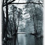 Winterruhe an der Gersprenz © Jennie Bödeker