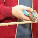 Bambus als Grundmaterial für Niströhren