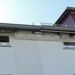 Eigenbau für Mauersegler-Quartiere