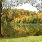 Herbstruhe an der Grube Prinz von Hessen © Hans Günter Abt