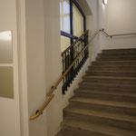Handlauf Eiche Schule Wien
