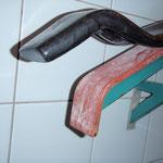Altbestand PVC Handlauf