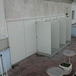 Amalienbad Trennwände Duschen