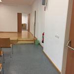 Amtshaus Wien Holzrampe vorher