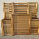 Hochbeet System- Hochbeet Western red Cedar