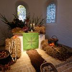 Erntedank in St.Johannis