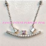 ピンクダイヤモンド FANCEY INTENS PURPLSH PINK FIPP