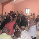Iª Asamblea Intercomarcal 11 de septiembre de 2009