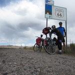 Route 66: Ein Stueck amerikanische Geschichte