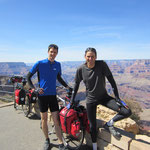 Grand Canyon: Bereits 1000km in den Beinen