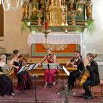 Mozart: Hornquintett  (Domleschger Sommerkonzerte 2012)
