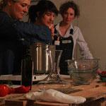 Katharina Bill, Anna Hertling und Rebecca Egeling, © Le O. Herder