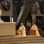 Adorazione Eucaristica in Basilica Pio X